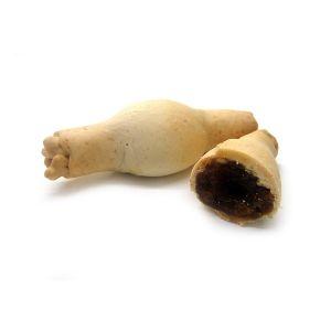 Caramella ripiena di marmellata di melacotogna
